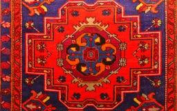 古老地毯 库存照片