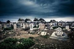 古老坟茔 免版税库存图片