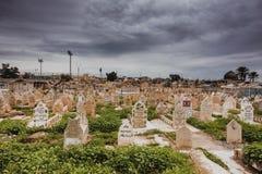 古老坟茔 库存照片