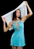 古老埃及妇女- Cleopatra 图库摄影