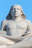 古老埃及抄写员 免版税图库摄影