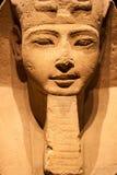古老埃及狮身人面象。 免版税库存图片