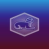 古老埃及狮身人面象 免版税图库摄影