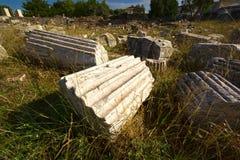 古老埃莱夫西纳 免版税库存图片
