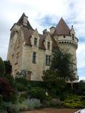 古老城堡 免版税库存照片