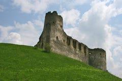 古老城堡 免版税库存图片