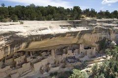 古老城市印地安人 库存图片