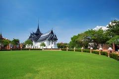 古老城市,曼谷,泰国 免版税图库摄影
