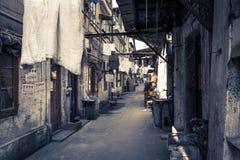 古老城镇 免版税库存图片