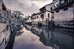 古老城镇 免版税图库摄影