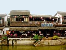 古老城镇xitang 图库摄影