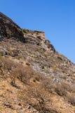 古老堡垒位于克利特 免版税库存图片