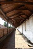 古老堡垒俄语 图库摄影
