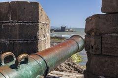 古老堡垒在索维拉 库存照片