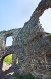 古老堡垒废墟 库存图片