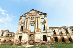 古老堡垒,关闭 免版税库存照片