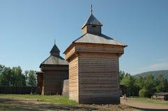 古老堡垒 库存图片