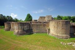 古老堡垒 图库摄影
