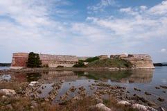 古老堡垒 免版税库存照片
