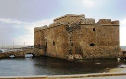 古老堡垒 库存照片