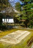 古老塔典型的庭院  库存照片