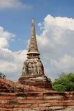 古老塔废墟  库存图片