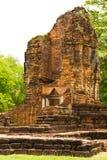 古老塔泰国 免版税库存照片