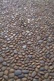 古老大卵石 库存照片