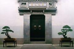 古老大厦瓷 图库摄影