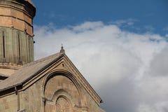 古老大教堂 免版税库存照片