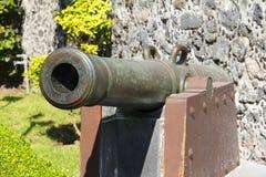 古老大炮我 图库摄影