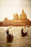 古老威尼斯 库存图片