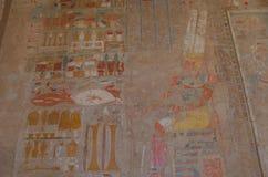 古老寺庙墙壁 库存图片