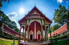 古老寺庙泰国 免版税库存图片