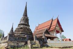 古老寺庙泰国 免版税库存照片
