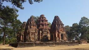 古老寺庙 库存照片