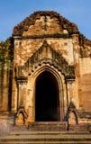 古老寺庙 免版税图库摄影