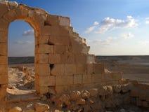 古老废墟 免版税库存图片