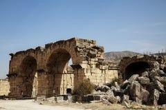 古老废墟 图库摄影