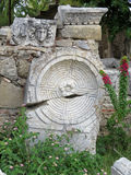 古老废墟 免版税库存照片