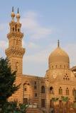 古老开罗清真寺 埃及 库存照片
