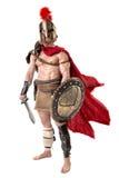 古老战士或争论者 库存图片