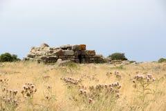 古老撒丁岛 免版税图库摄影