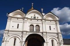 古老教会在莫斯科 库存图片