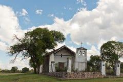 古老教会 免版税图库摄影