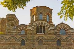 古老教会 免版税库存图片