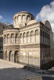 古老教堂墨西拿西西里岛 图库摄影