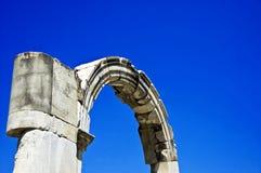 古老曲拱 免版税库存图片