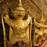 古老曼谷宫殿 库存图片