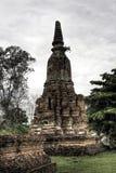 古老曼谷纪念碑 免版税库存图片